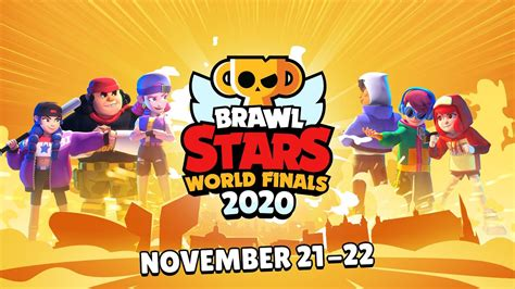 Results for the Brawl Stars World Finals 2020 | Dot Esports