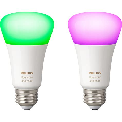 Philips Hue LED-Lampe White and Color Ambiance E27/10 W