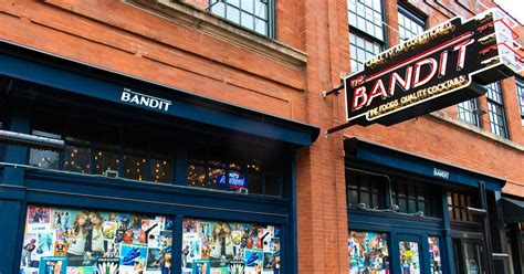 Bandit opens Monday on Restaurant Row in West Loop - Eater