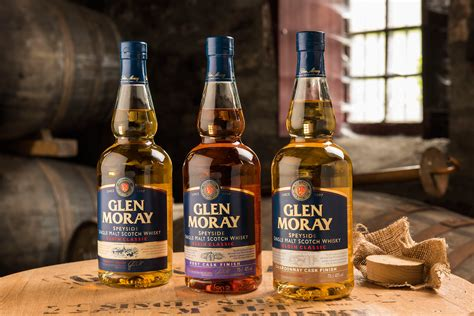 Glen Moray Does a Twist on Chardonnay with its New Single
