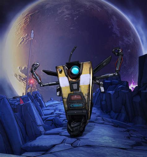 Claptrap is the star of latest Borderlands: The Pre-Sequel