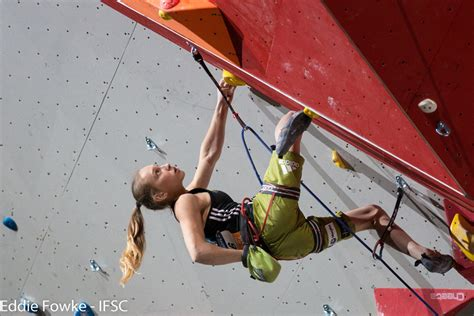 Janja Garnbret: the CAMP top climber is ready for another