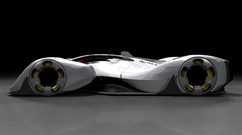 LMP1 ELECTRIC VOO•DOO CONCEPT NO LIVERY on Behance
