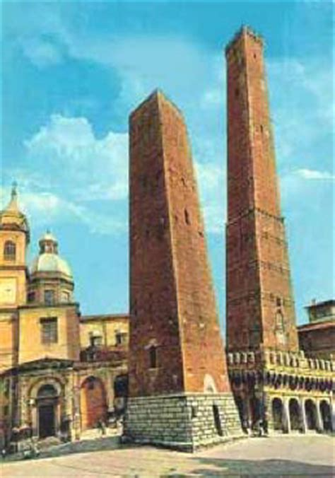 The Two Towers of Bologna ? – ABC PLANET