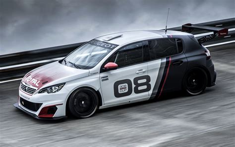 2016 Peugeot 308 Racing Cup - Wallpapers and HD Images