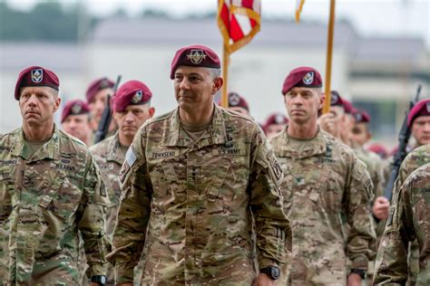18th Airborne Corps returns to Fort Bragg after anti-ISIS