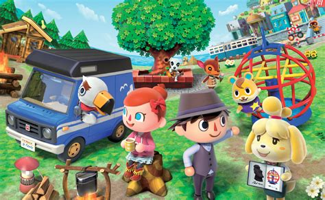 The new villagers in Animal Crossing: New Leaf's update