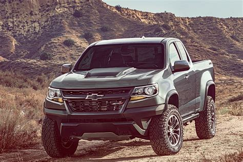 Colorado ZR2 Off Road Truck Bison | Man of Many