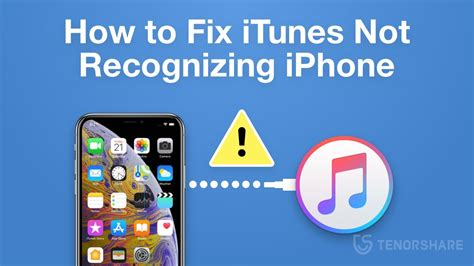 How to Fix iPhone Not Showing Up in iTunes 2020 - YouTube