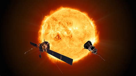 Solar Orbiter heads to the sun in mission to unravel its