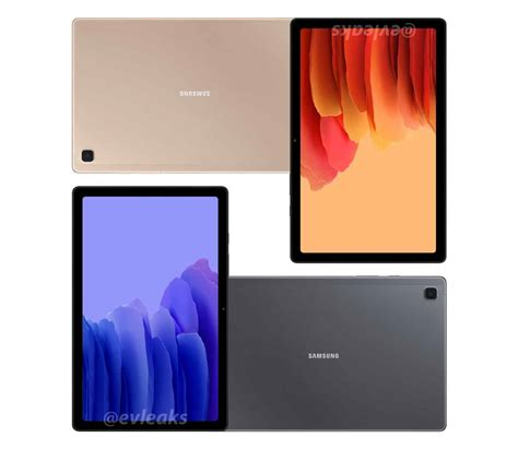 Here's Your First Look At The Samsung Galaxy Tab A7 (2020)
