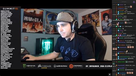 Summit1g gets over $60,000 in FAKE DONATIONS with Twitch