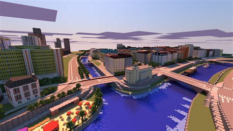This re-creation of Vienna in 'Minecraft' will blow your