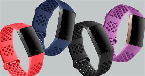 Shop Fitbit Charge 3 Bands   Sport