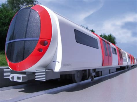 The Tube Train Of The Future   Londonist