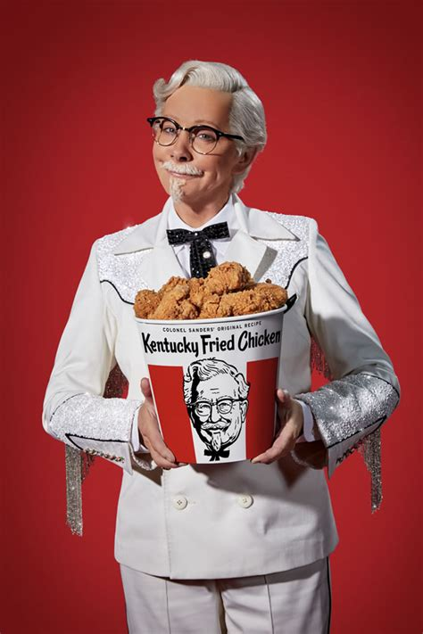Reba McEntire Is First-Ever Female Colonel Sanders For KFC