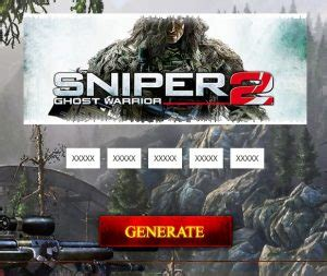 Ghost Warrior Activation Key Generator And Crack Download