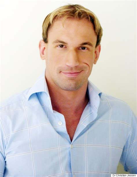 Dr Christian Jessen: 'The Embarrassment Of Not Being Able