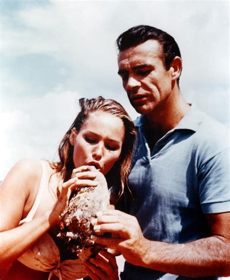 James Bond Dr No: Behind-The-Scenes Photos of Sean Connery