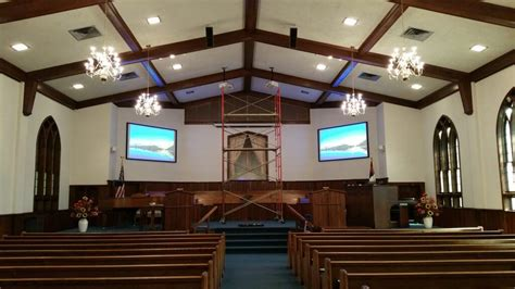 Projection Systems for Churches, Businesses and Home