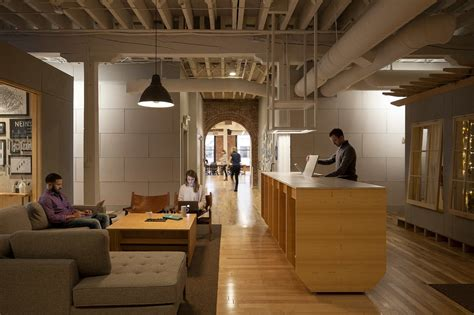 Let's Explore Airbnb's New Portland Office - Officelovin'