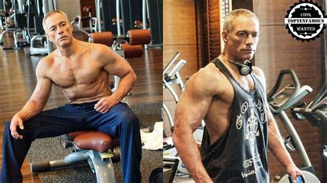 Jean Claude Van Damme training and workout everyday – SAM