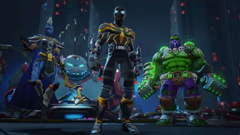 Kabam FINALLY Reveals Gameplay For Its Upcoming Marvel Game