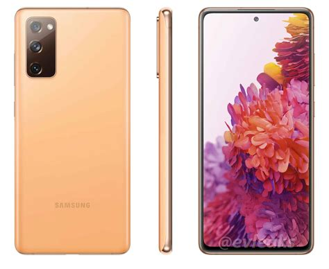 Samsung Galaxy S20 FE Display Size & Refresh Rate Confirmed