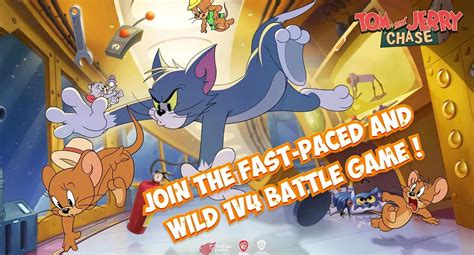 This Zany Co-op Tom And Jerry Game May Launch On Android