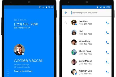 Whose Number Is This? Facebook Launches a New App to