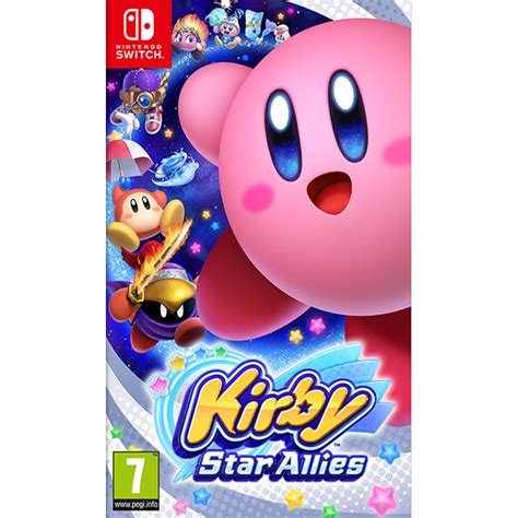 Kirby : Star Allies – ISO & ROM – EmuGen