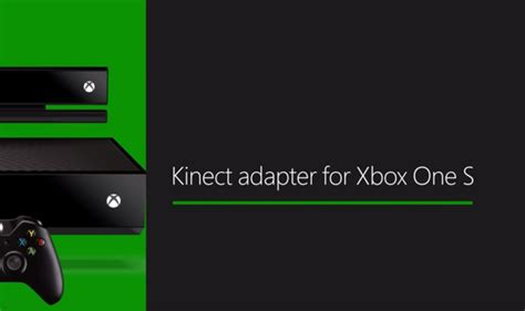 How to get free Xbox Kinect Adapter for Xbox One S