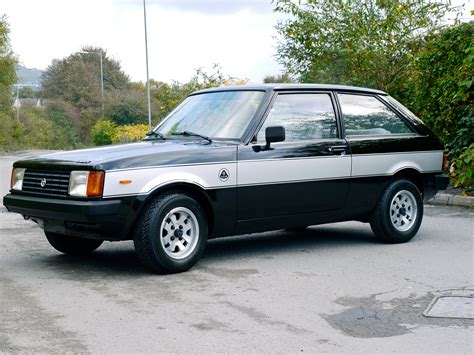 Talbot Sunbeam Lotus Hot Hatch With Just 193 Miles on the